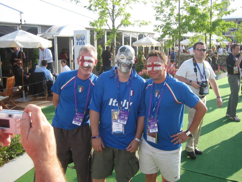VM Finalen 9 Juli 2006 Italia Frankrike 016